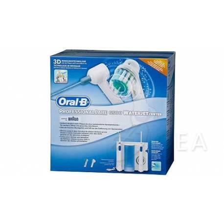 oral b spazzolino elettrico idropulsore waterjet center farmacia igea. Black Bedroom Furniture Sets. Home Design Ideas