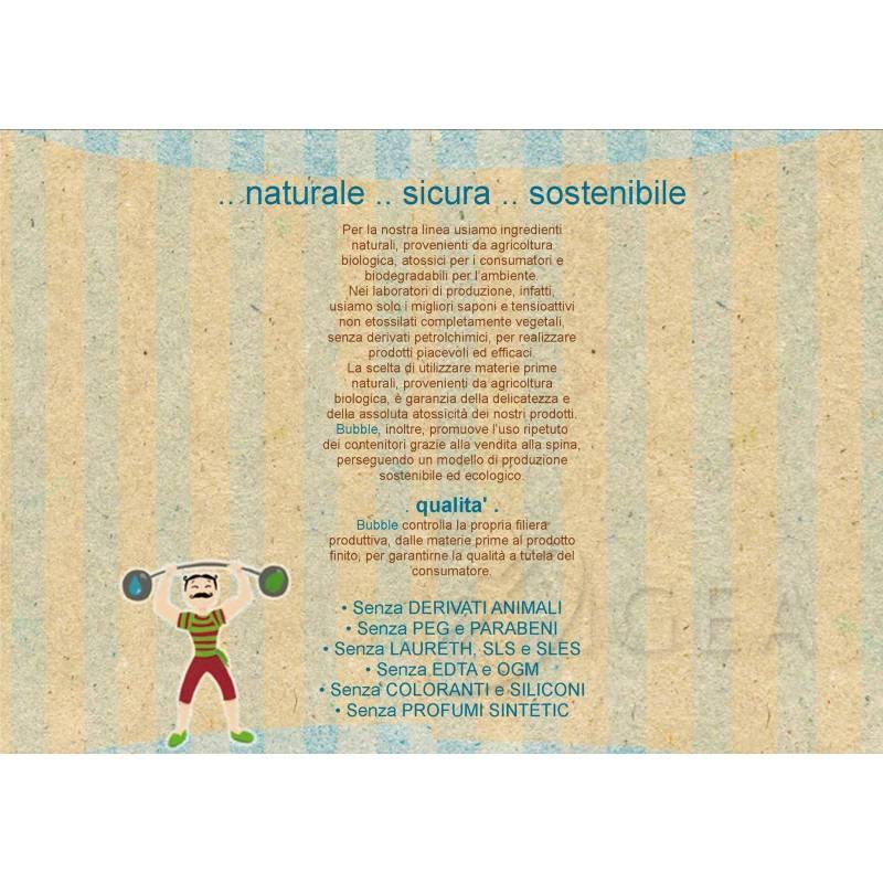 Bubble Family Bagno Doccia per Bambini e Adulti Eco-Bio - Farmacia ...