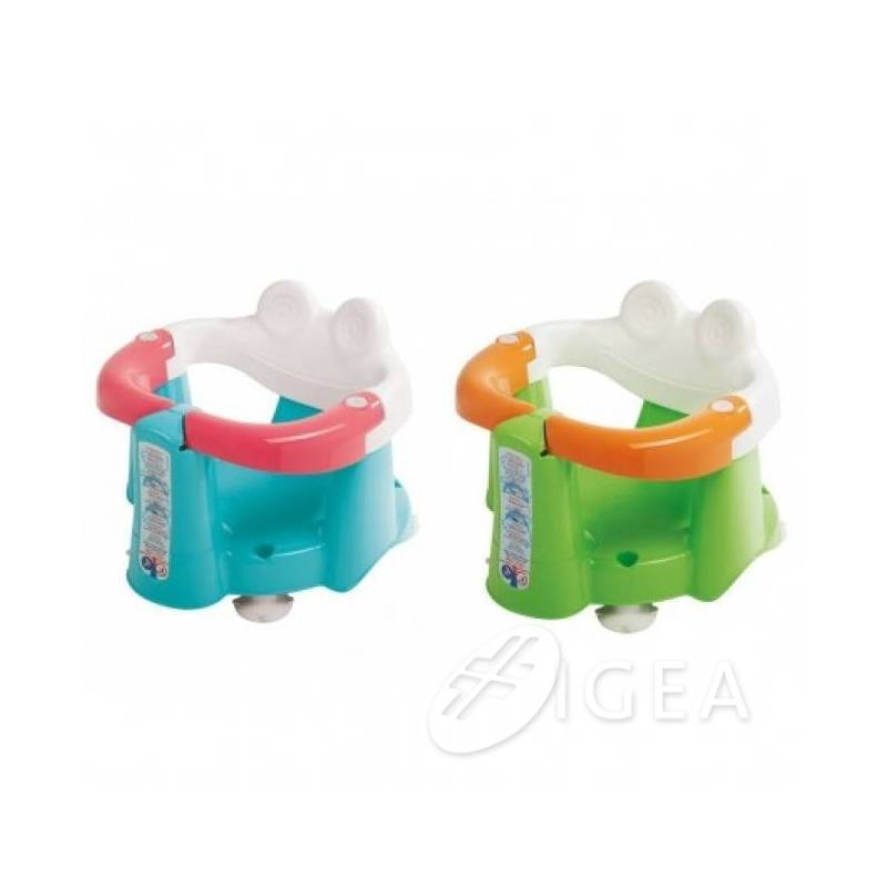 Okbaby crab poltroncina da bagno per bambini farmacia igea - Bagno per bambini ...