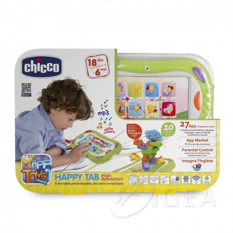 Chicco happy tab blocks tablet costruzioni farmacia igea for Happy tab chicco microfono