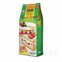 Giusto Preparato per Pan di Spagna Senza Glutine e Senza Uova