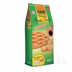 Giusto Preparato per Pasta Frolla Senza Glutine e Senza Uova