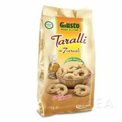 Giusto Taralli ai 7 Cereali Senza Glutine
