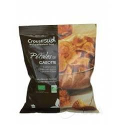 Il Fior di Loto Chips di Carote Bio Senza Olio di Palma