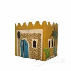 Litogami Casami Castello da Costruire