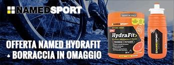 Offerta Named Hydrafit + Borraccia in Omaggio