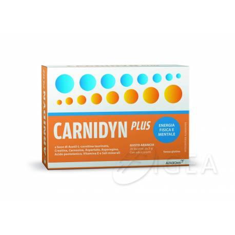 carnidyn plus integratore