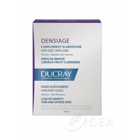 Ducray Densiage integratore invecchiamento capelli