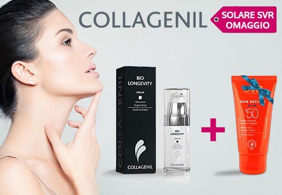 Collagenil Bio Longevity Serum: il siero dell'estate!