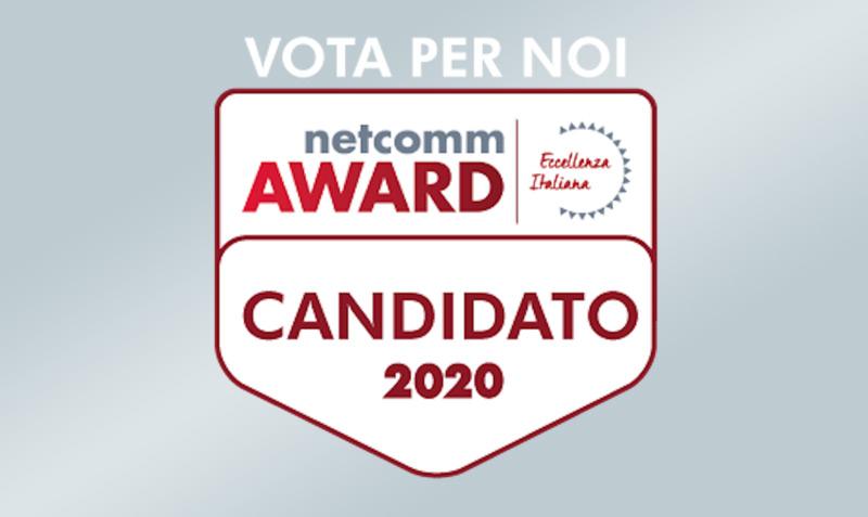 Farmaciaigea.com - Candidata al Premio Netcomm Award 2020