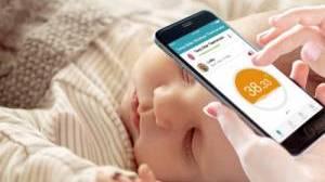 Scopri il termometro per la febbre SimplyTemp24