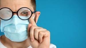 Come non appannare gli occhiali con la mascherina