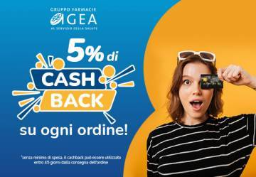 Nuovo Programma Fedeltà Igea: Cashback 2021