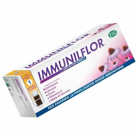 Immunilflor, dalla natura un rinforzo alle nostre difese immunitarie