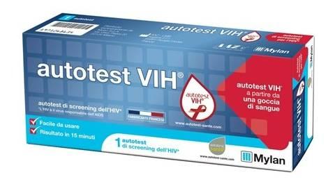 E' disponibile il nuovo autotest per l'HIV: un importante aiuto nella prevenzione dell'AIDS