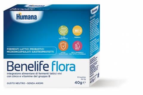 Humana Benelife flora: Proteggi l'equilibrio della flora intestinale