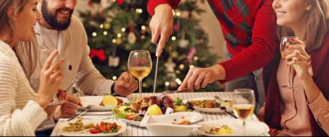 I veri alleati contro le abbuffate natalizie