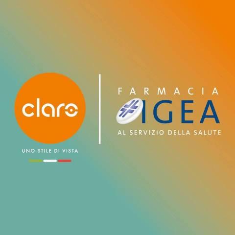 Corner Ottica Claro in Farmacia Igea