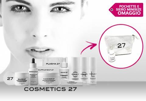 Cosmetics27: c'è un regalo per te!
