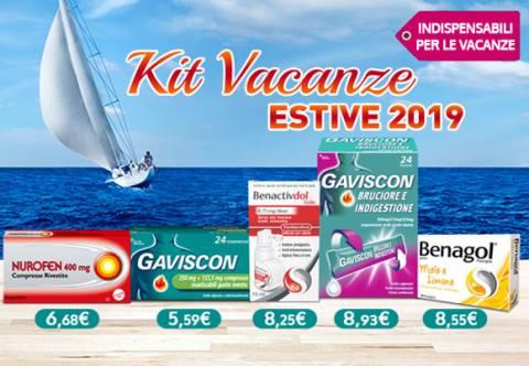 Kit Vacanze Estive