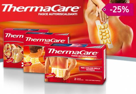 Thermacare - 25%