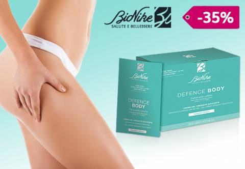 Stop cellulite con BioNike