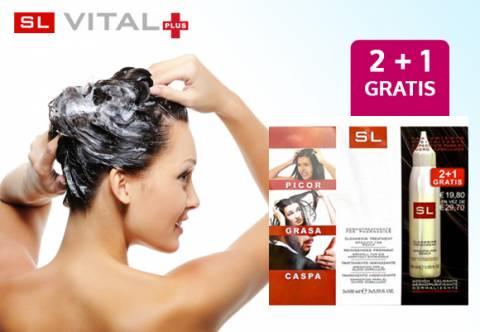 Vital Plus SL Cofanetto 2+1 GRATIS