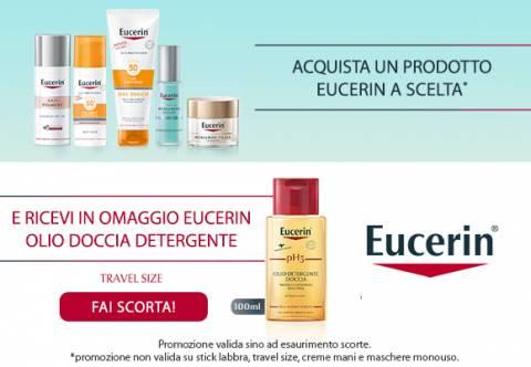 Eucerin Olio Doccia Omaggio