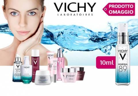 Vichy Mineral 89 Omaggio