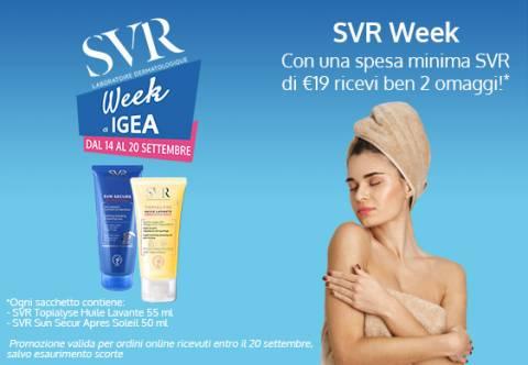 SVR Week Igea
