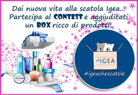 #igeachescatole: dal 28 settembre all'11 ottobre partecipa al contest che premia la tua creatività!