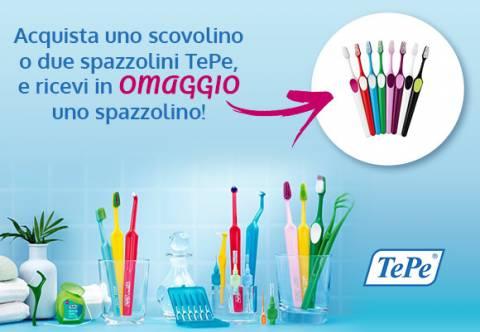 Promo Tepe Igiene Orale