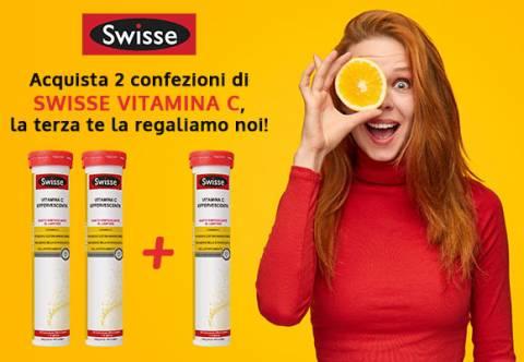 Swisse Vitamina C 3x2
