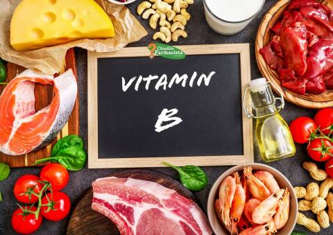 Vitamina B: perché è importante assumerla
