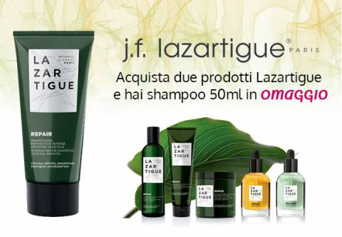 Lazartigue Shampoo Repair Omaggio