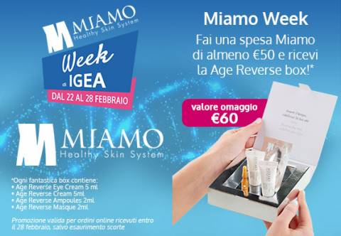 Miamo Week Igea