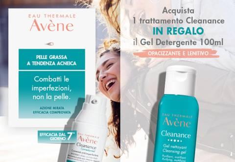 Promo Avene
