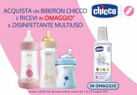 Promo Chicco Biberon