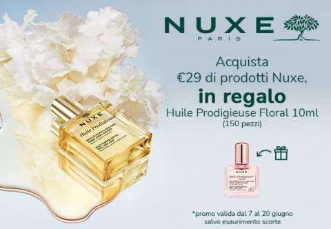 Promo Nuxe
