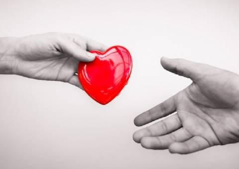 Donare il sangue è donare la vita.