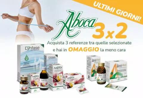 Promo Aboca