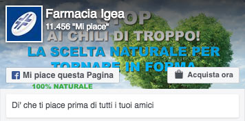 Farmacia Igea su Facebook